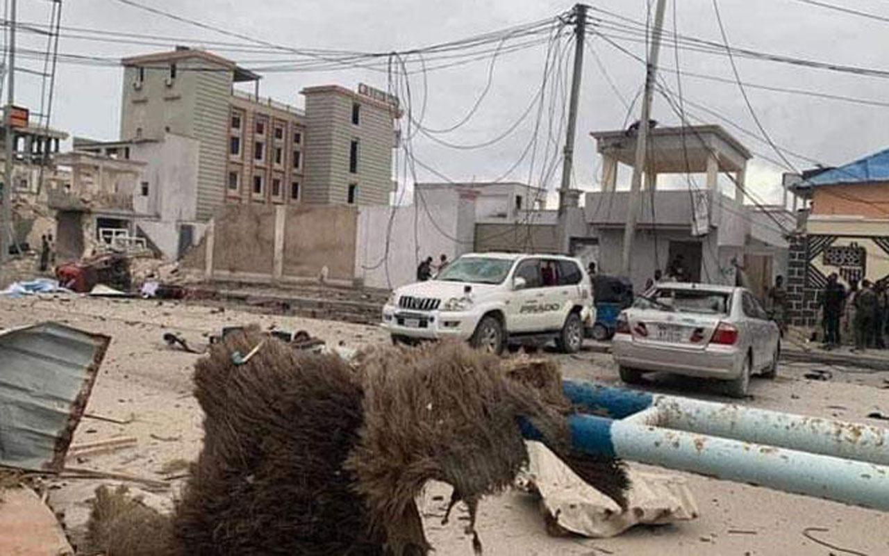 Somali'de bombalı saldırıda çok sayıda ölü var