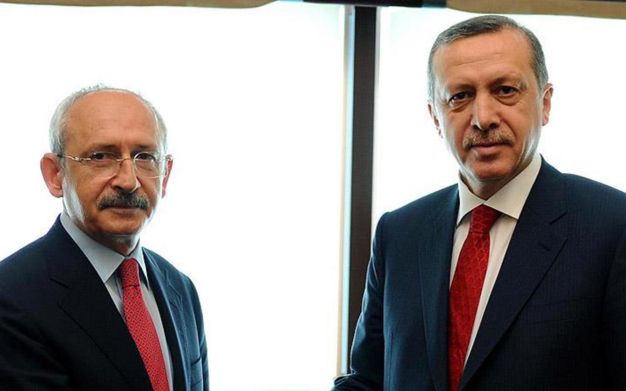 Cumhurbaşkanı Erdoğan'dan Kemal Kılıçdaroğlu'na 2 milyon liralık tazminat davası