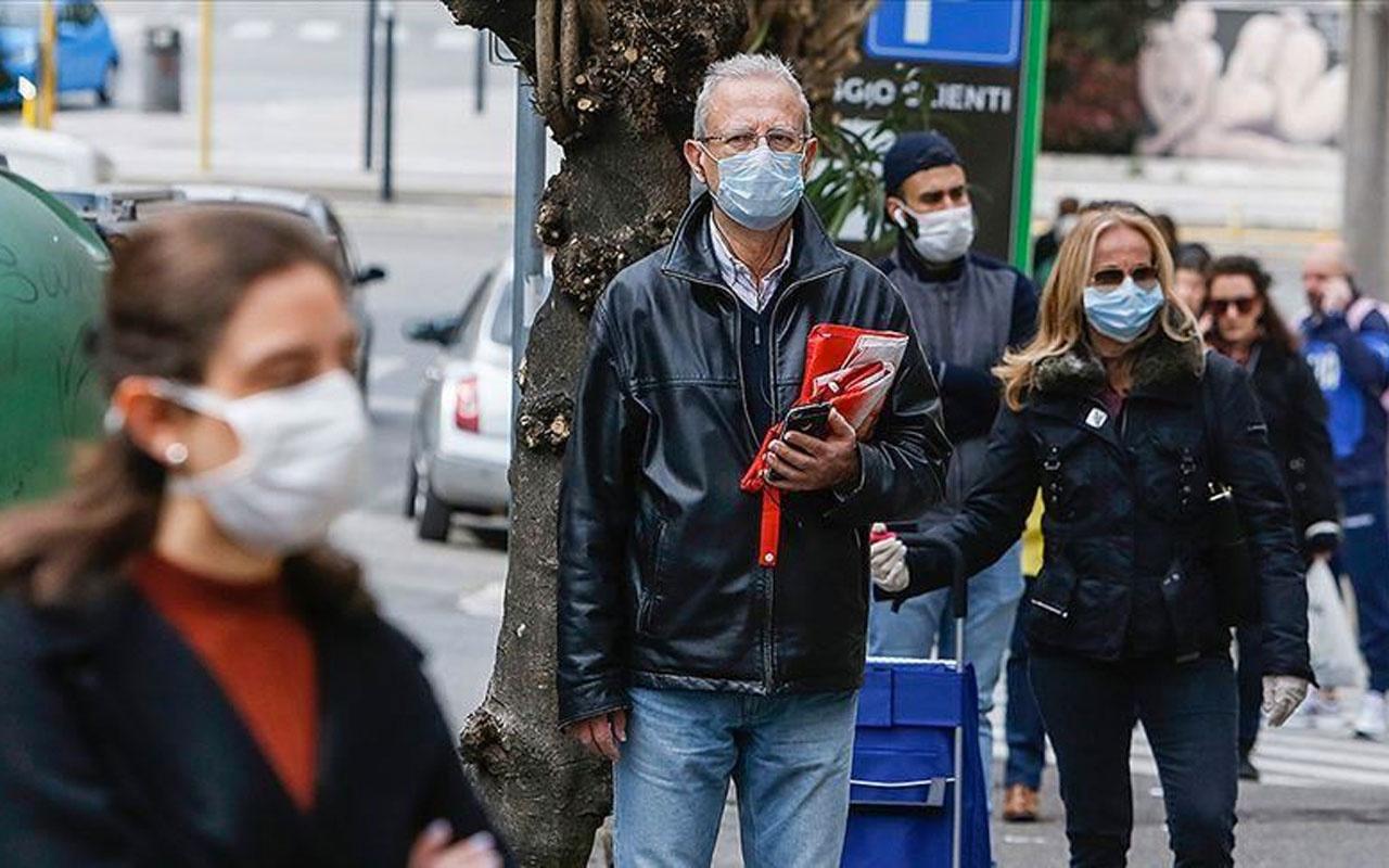 Almanya koronavirüs testi pozitif çıkan 46 kişiyi bulamıyor