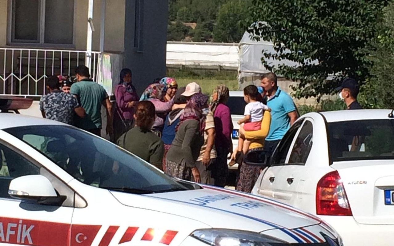 Antalya'da cinnet getirdi yolda gördüğünü vurdu