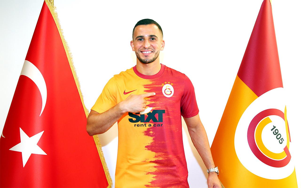 Galatasaray Norveçli futbolcu Omar Elabdellaoui'yi transfer ettiğini duyurdu
