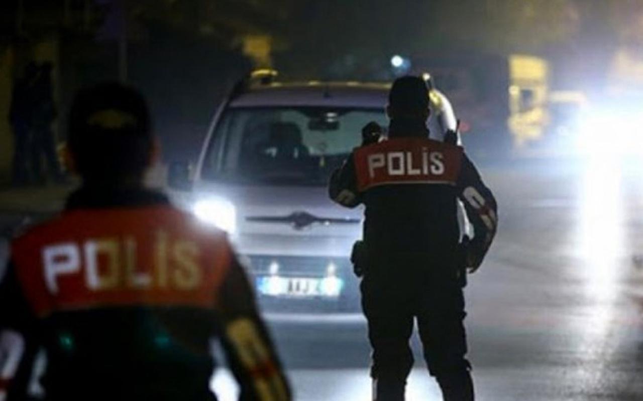 Adana'da polis uygulamasında cephanelik ele geçirildi
