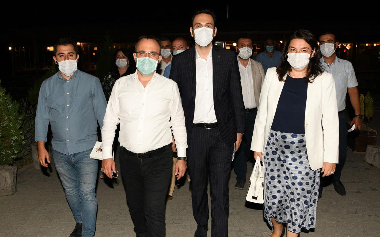 AK Partili Bülent Turan: Tahayyül ettikleri Türkiye'yi bulamayacaklar