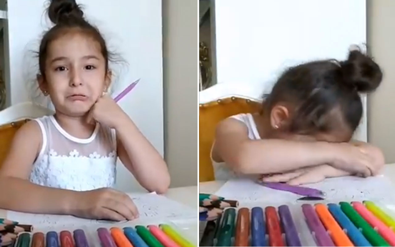 Türkiye 7 yaşındaki Ceylin'i konuştu Ceylin bu kez iki bakana seslendi ne olursa olsun