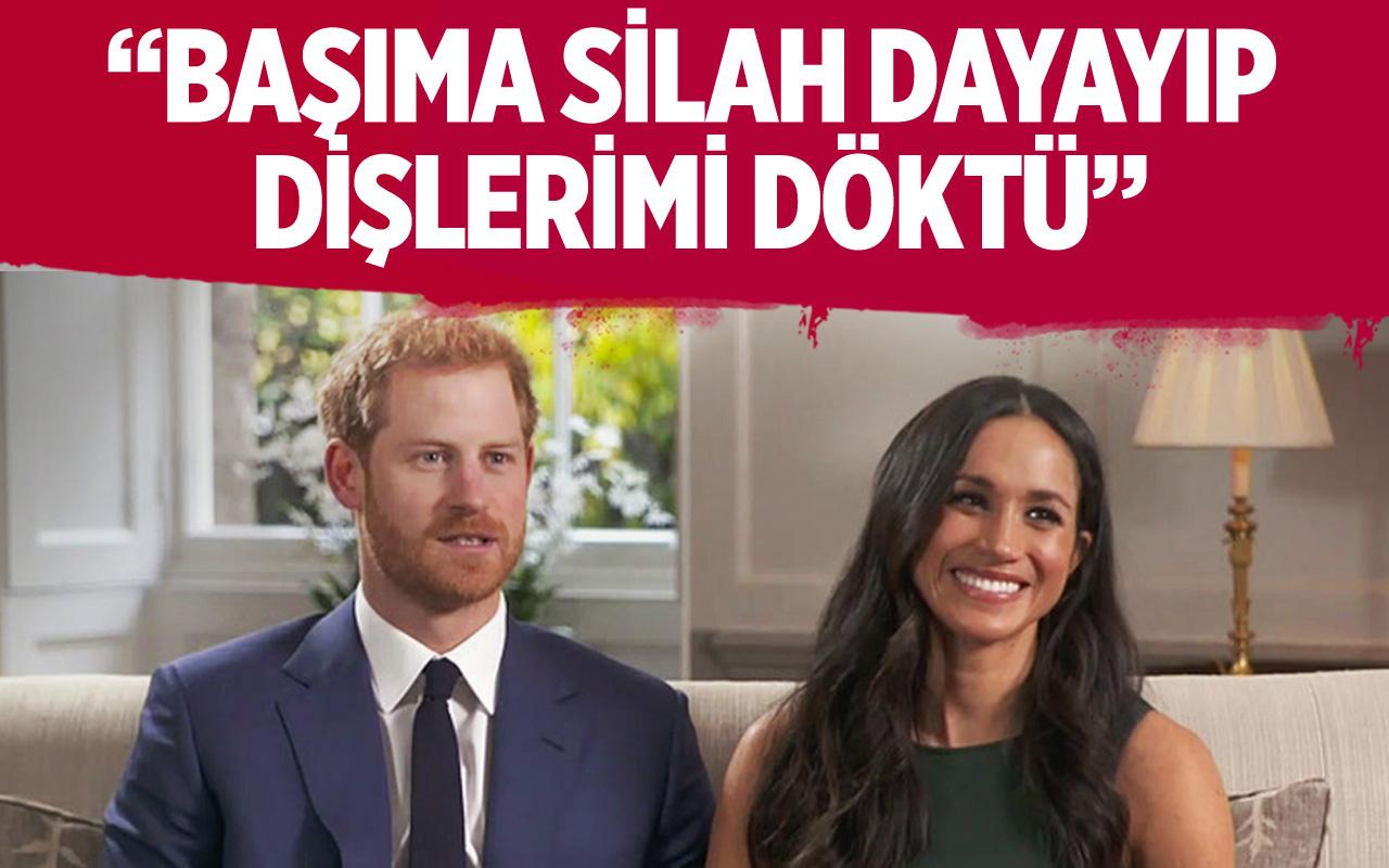 Prens Harry ve Meghan Markle'ın yeni evlerinin karanlık sırrı ortaya çıktı