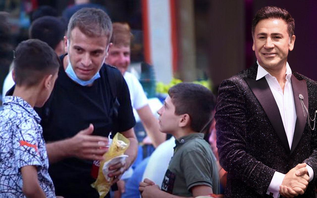 İzzet Yıldızhan Diyarbakır'daki yardımsever çocuklar için harekete geçti