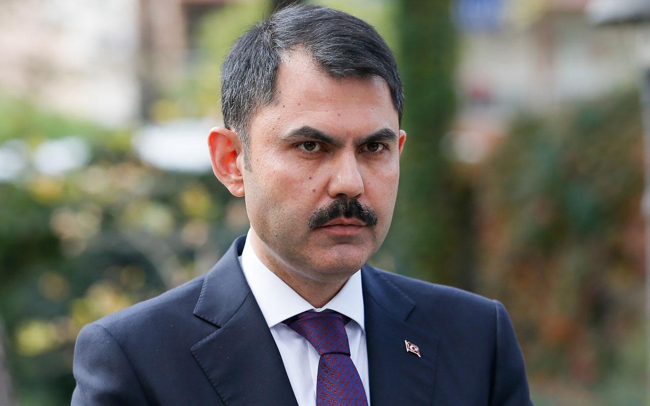 Bakan Murat Kurum'dan '17 Ağustos depremi' mesajı