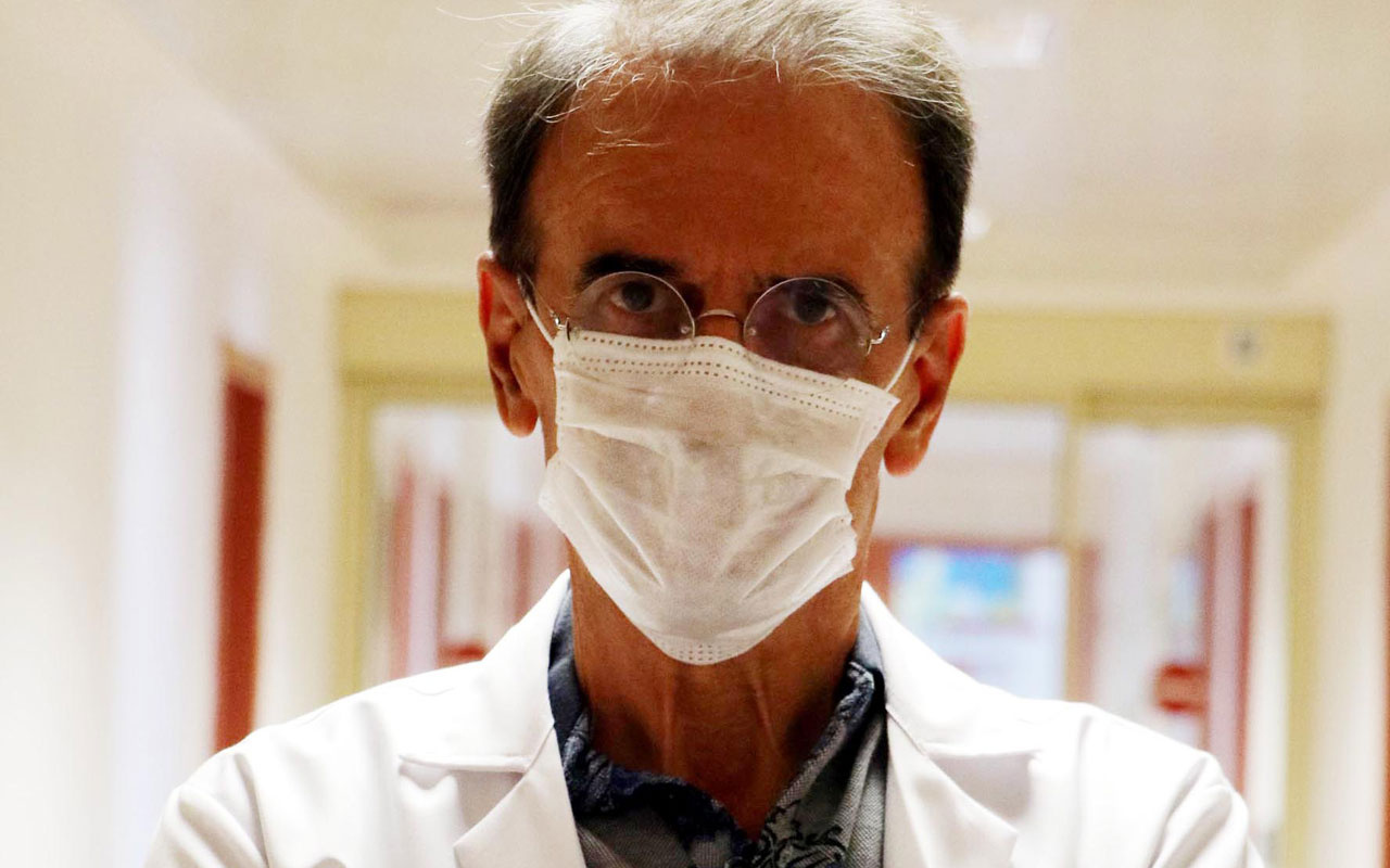 Prof. Dr. Mehmet Ceyhan'dan sokağa çıkma ve seyahat yasağı çıkışı! Böyle giderse...