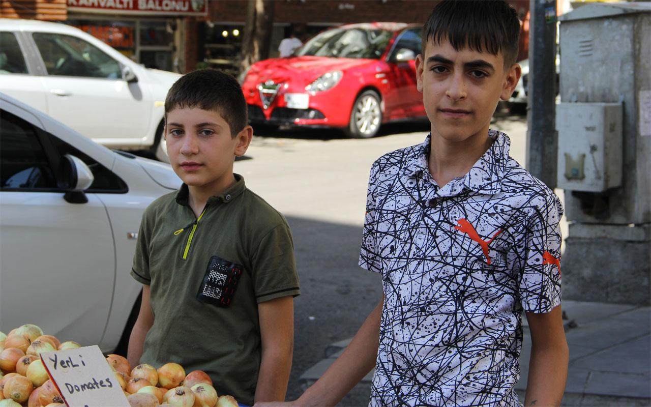Diyarbakır sosyal deneyindeki çocuklar konuştu: Açım dedi döner aldım