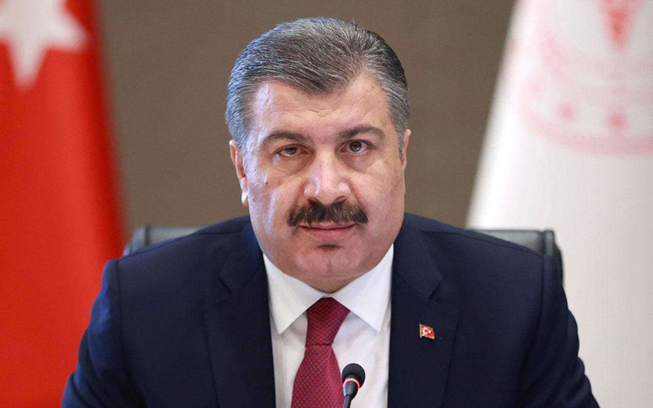 Sağlık Bakanı Fahrettin Koca'dan '21 Eylül'e hazırlanalım' çağrısı