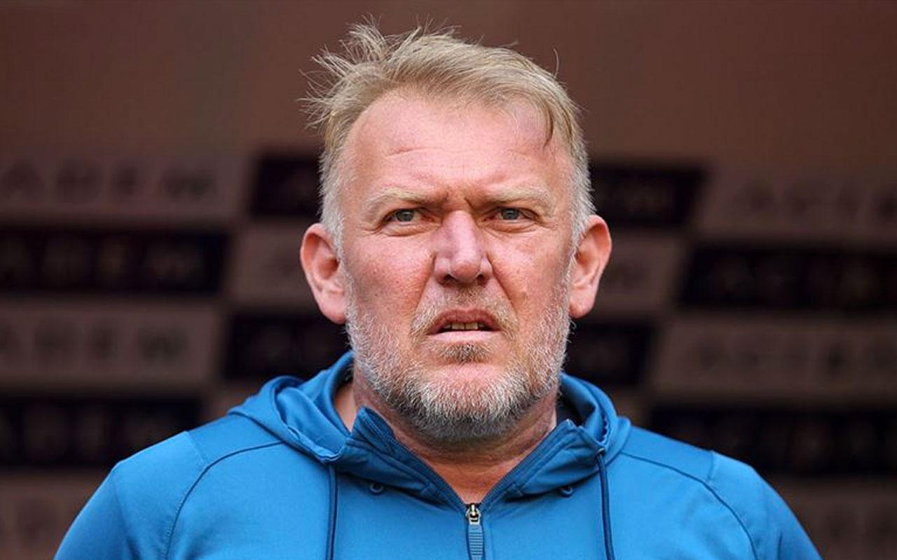 Prosinecki Denizlispor'un 4. yabancı teknik direktörü oldu