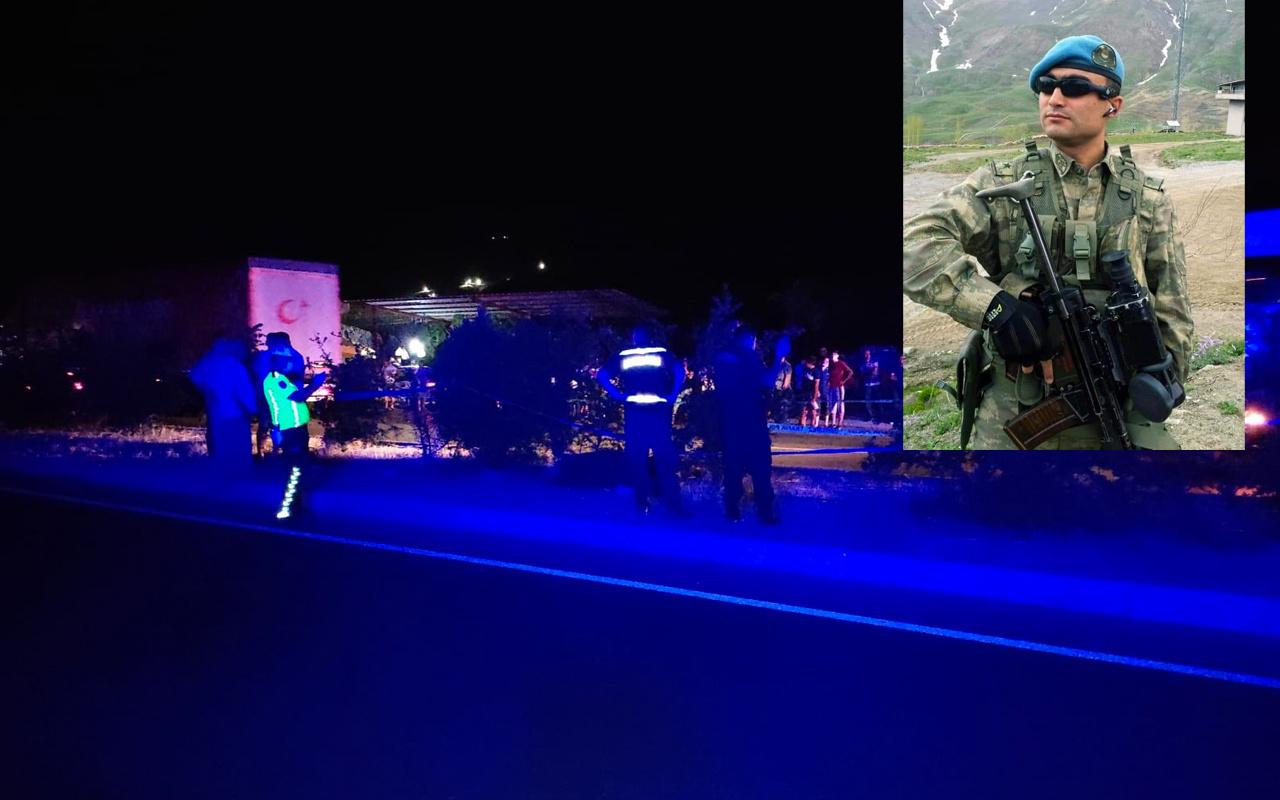 Aydın'da özel harekat polisi kazada hayatını kaybetti