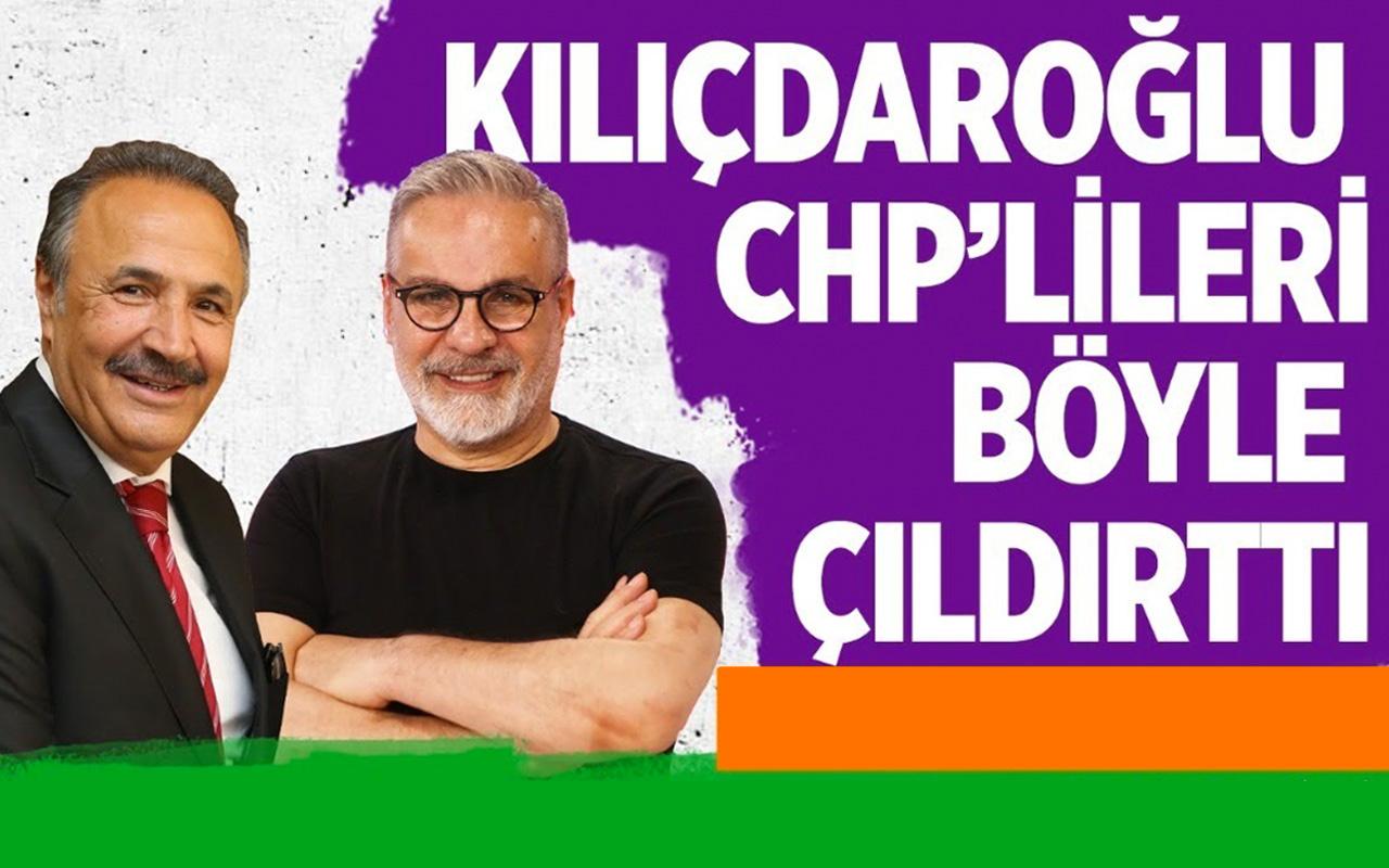 Kemal Kılıçdaroğlu CHP'lileri böyle çıldırttı!