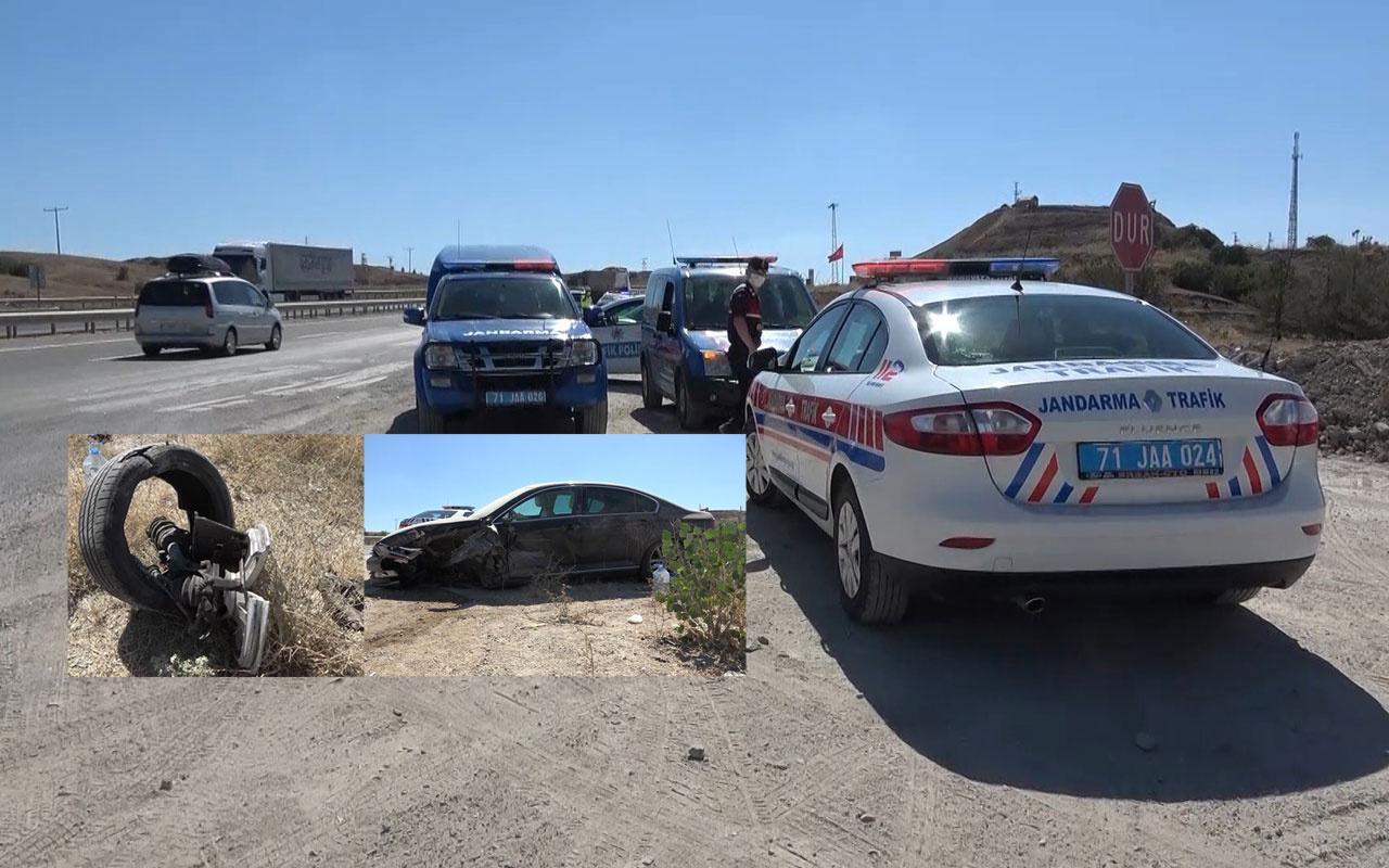 Ordu Büyükşehir Belediye Başkanı trafik kazası geçirdi! 2'si çocuk, 5 kişi yaralandı