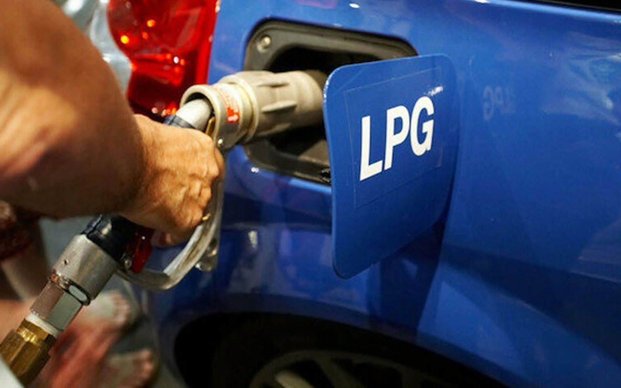 LPG'de 18 kuruş indirim! Pompaya yansımayacak