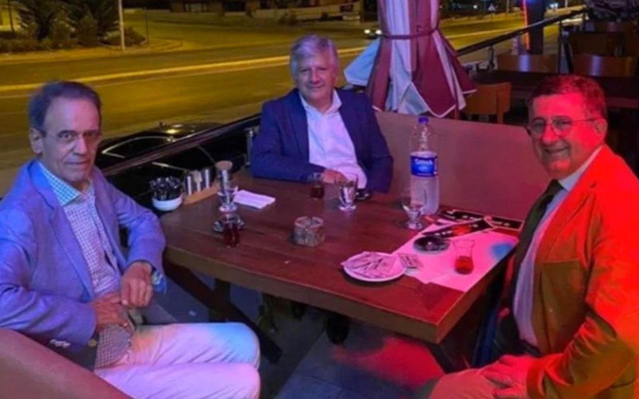 Çorbacı'da maskesiz fotoğraf paylaşan Mehmet Ceyhan gelen yorumlara üzgün