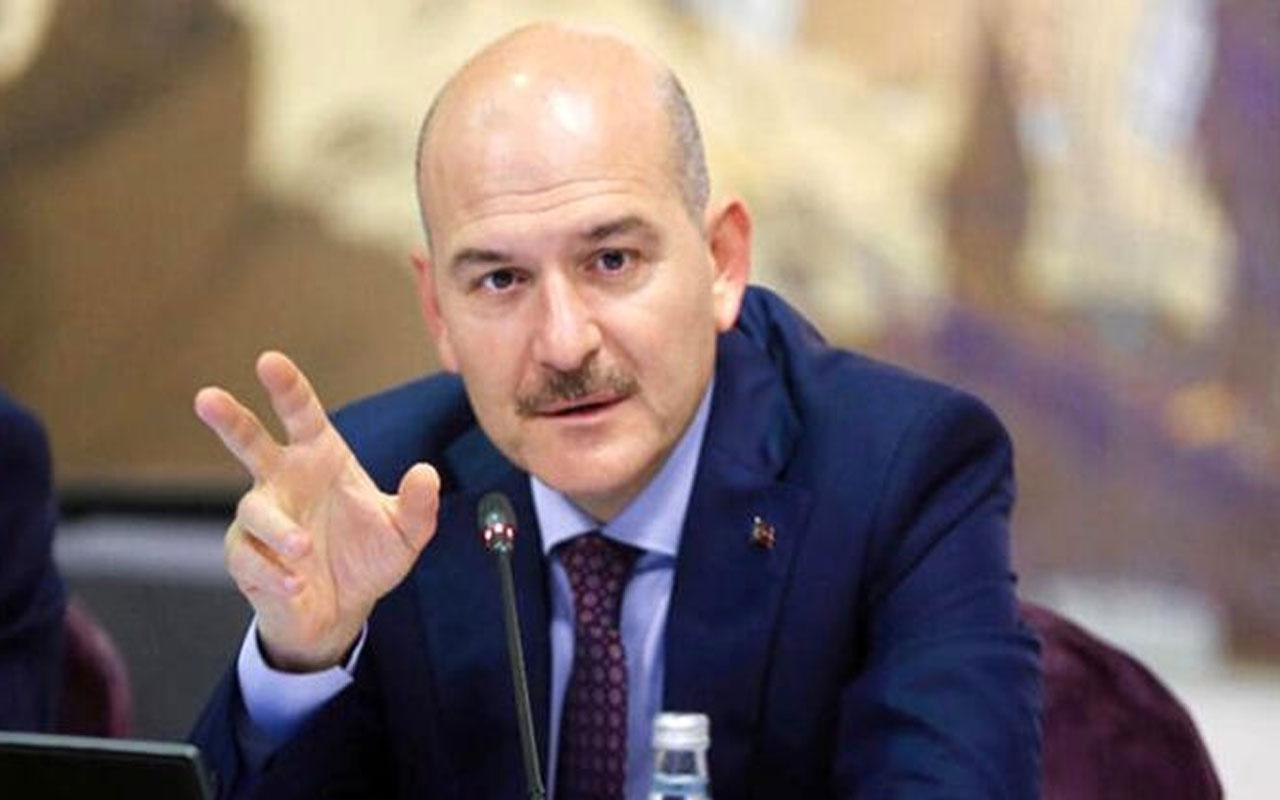 İçişleri Bakanı Süleyman Soylu açıkladı! 81 ilde saat 12 itibariyle yasak