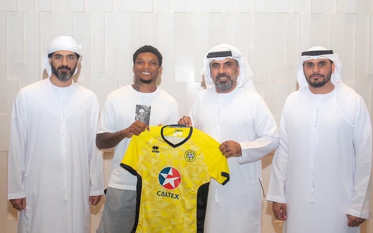Junior Fernandes Birleşik Arap Emirlikleri ekibine transfer oldu