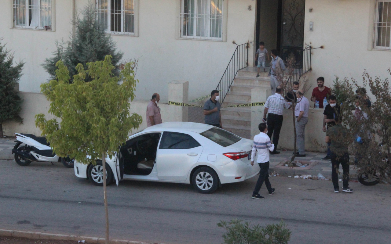 Kilis'te bir kişi kayınvalidesini öldürüp üzerine beton döktü