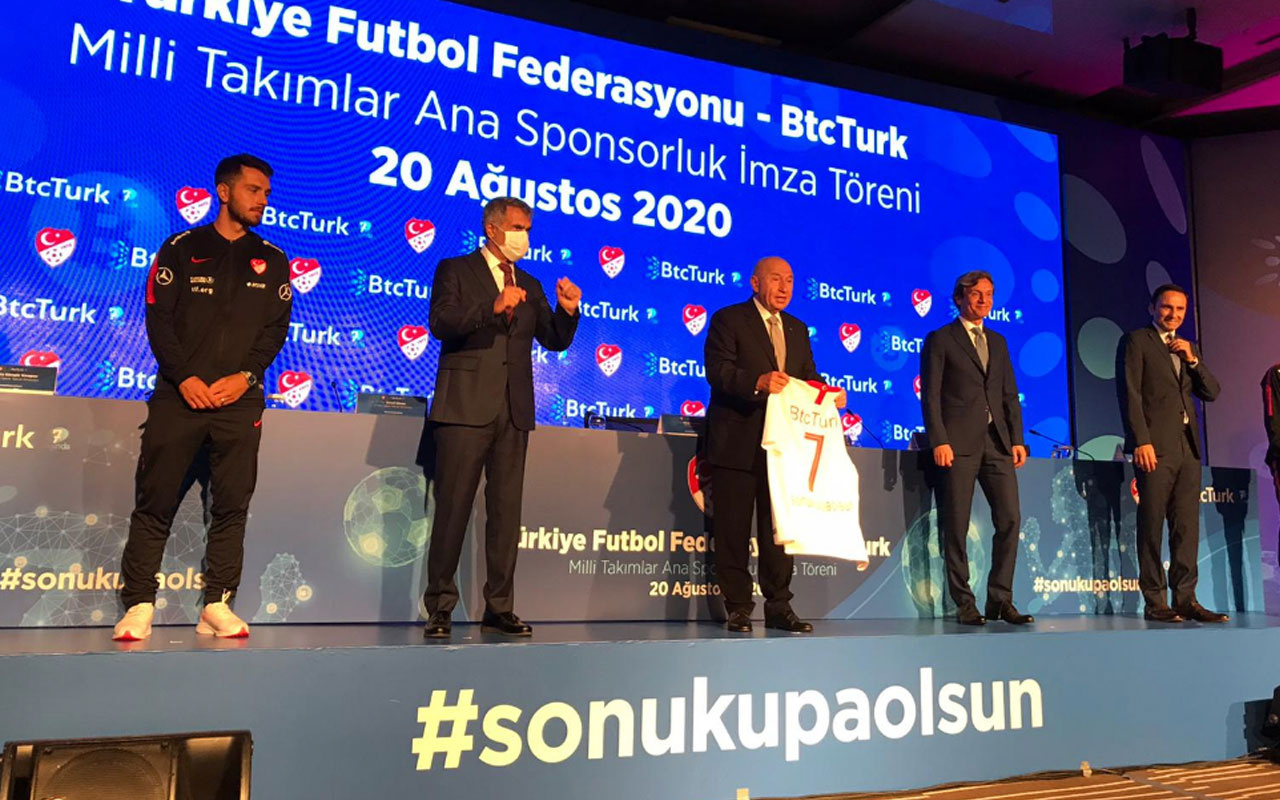 TFF'den sponsorluk anlaşması