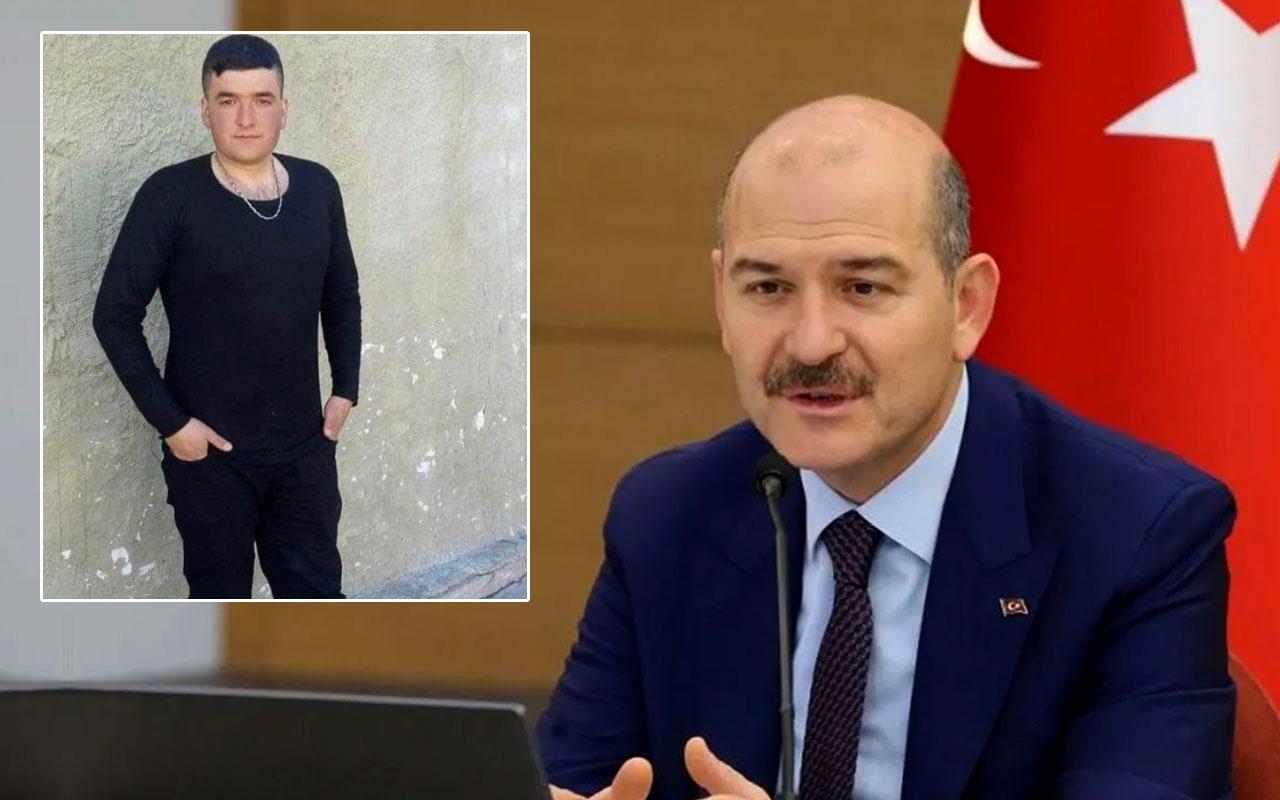 Süleyman Soylu'dan Musa Orhan yorumu: Cenaze bizim cenazemizdir