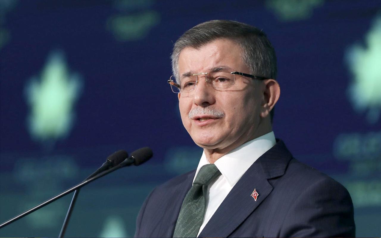 Ahmet Davutoğlu'ndan Erdoğan'a Pekcan tepkisi: Görevden aldınız ama yetmez