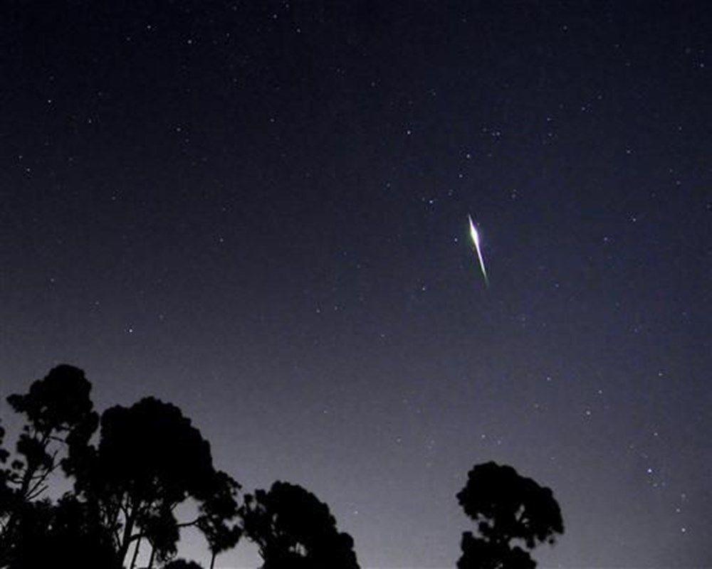 NASA açıkladı bir göktaşı ilk defa Dünya'nın bu kadar yakınından geçti