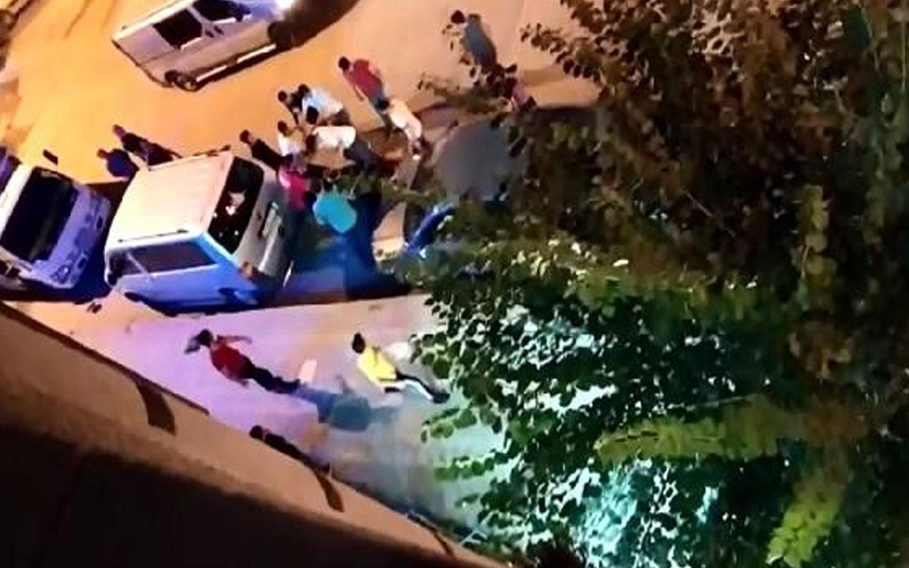 Sultangazi'de taciz şüphelisini linç edilmekten polis kurtardı
