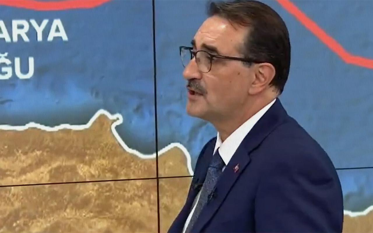 Bakan Dönmez: İşletme Türkiye Petrolleri tarafından yürütülecek