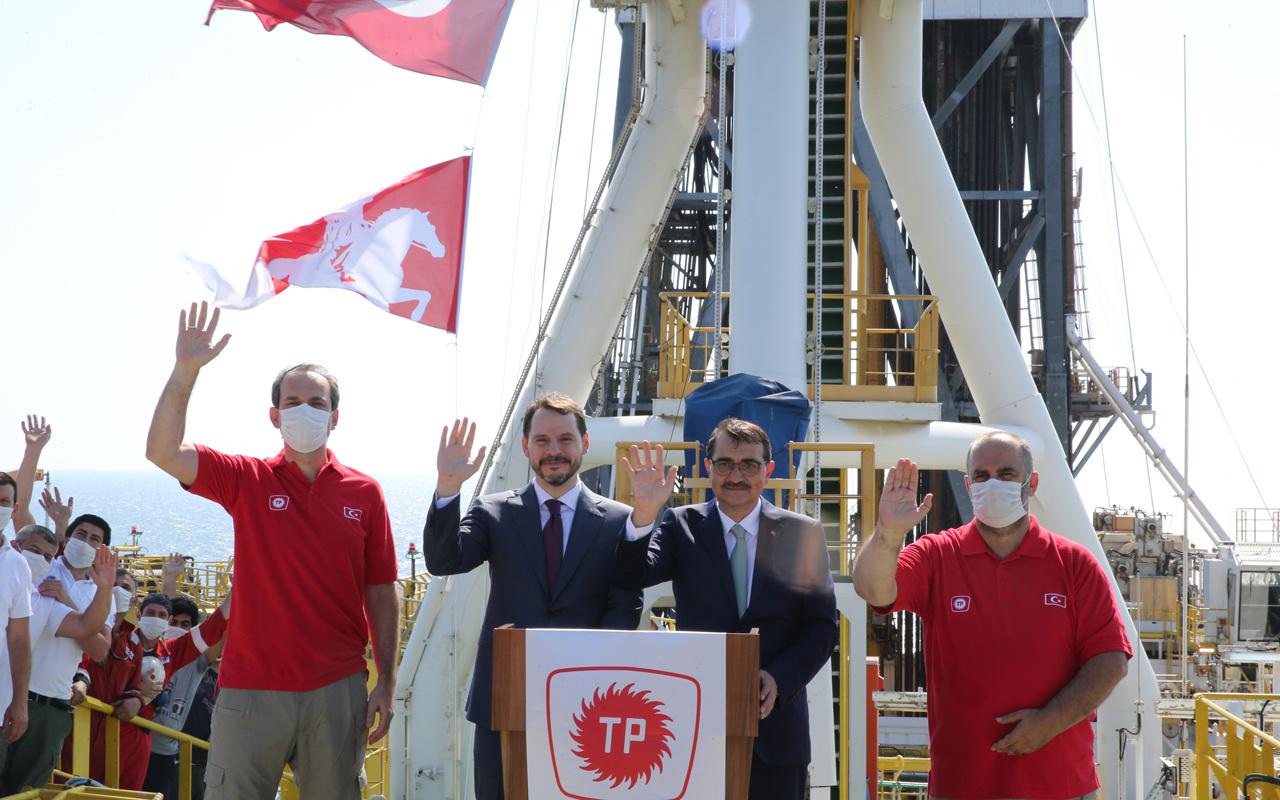 Türkiye tarihin en büyük doğalgaz rezervini buldu! 320 milyar metreküp 2023'te geliyor
