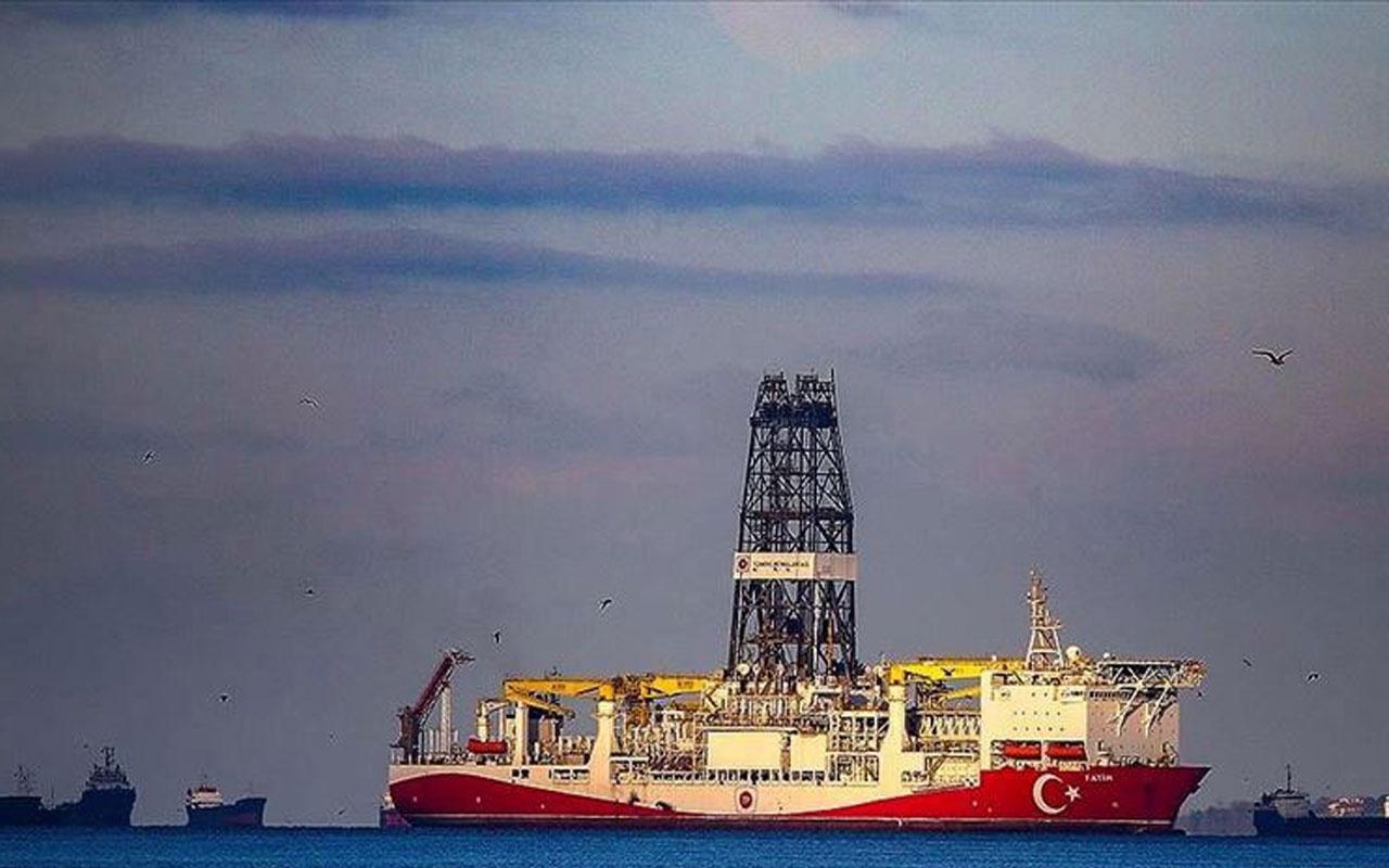2018'de yola çıkmıştı! İşte Türkiye'nin ilk sondaj gemisi Fatih'in hikayesi!