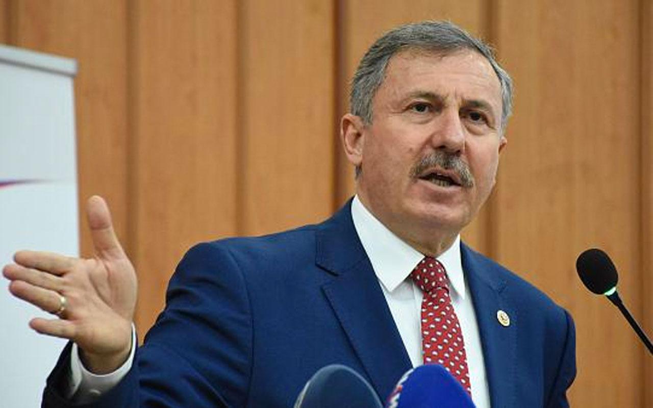 Gelecek Partisi Genel Başkan Yardımcısı Selçuk Özdağ müjdeyi yerden yere vurdu