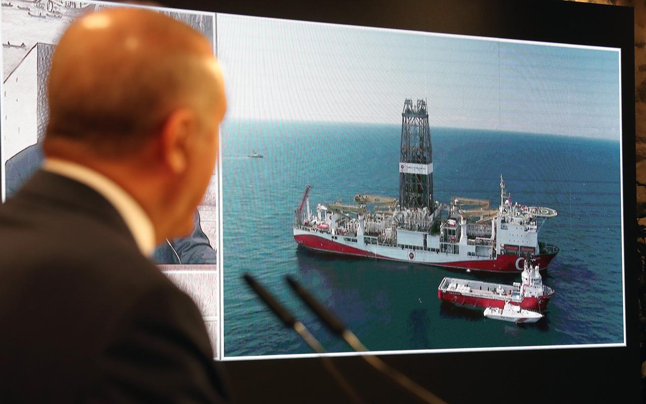 Cumhurbaşkanı Erdoğan müjdeyi duyurdu! Bir müjde de Akdeniz'den gelecek
