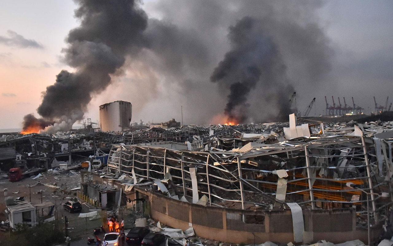 Der Spiegel'den olay iddia: Beyrut'taki patlamada Hizbullah'ın etkisi olabilir