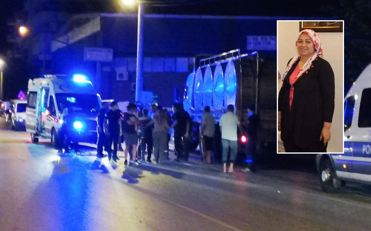 İzmir'de korkunç olay son sözü 'bıktım artık senden' oldu
