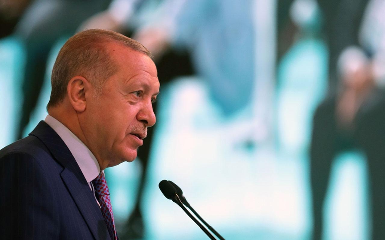 Başkan Erdoğan: Ağır bir felaket!
