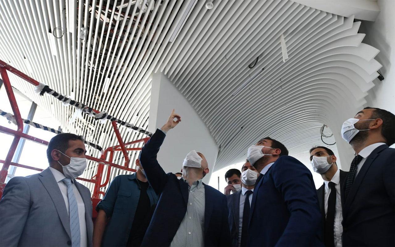 Bakan Karaismailoğlu açıkladı! Testler başarılı Çamlıca Kulesi Eylül ayında açılacak