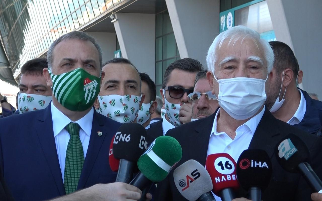 Bursaspor'da çoğunluk sağlanamadı, kongre 30 Ağustos'a ertelendi