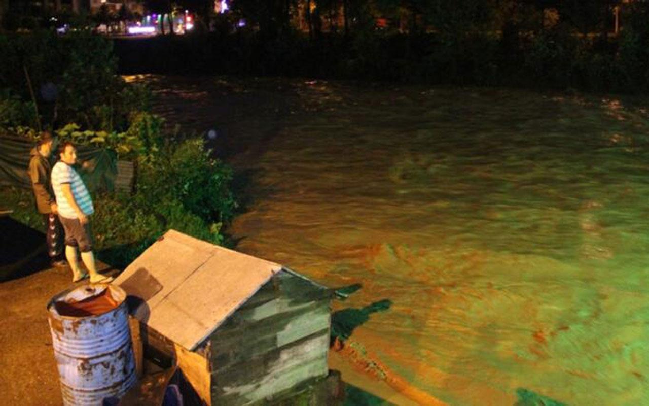 Giresun'da sel felaketi! İçişleri Bakanı Soylu: 3 kişi öldü 11 kişi kayıp