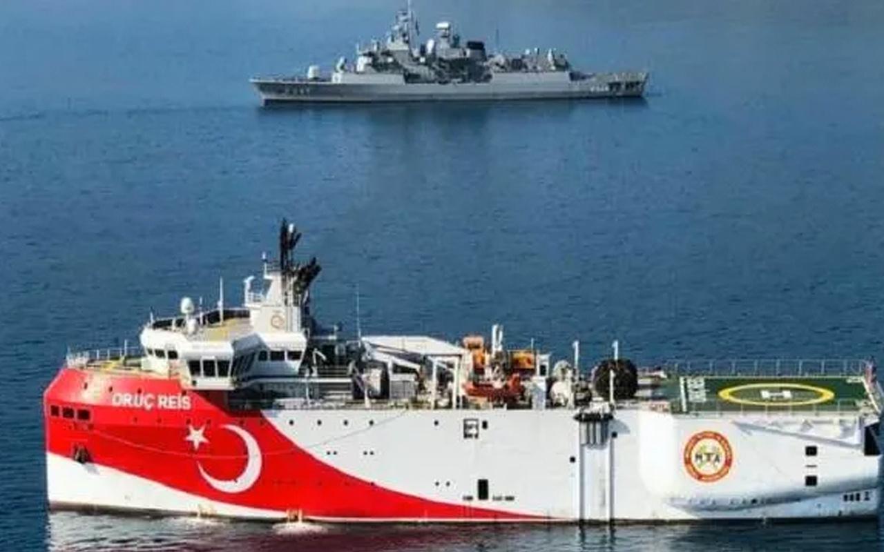 Türkiye'nin yeni Oruç Reis kararına Almanya'dan tepki!