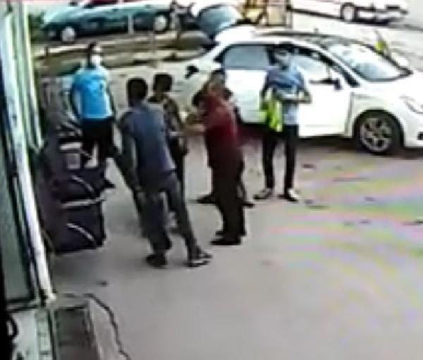Ankara'da dehşete düşüren olay! Evi terk eden eşini sokakta tüfekle kovaladı