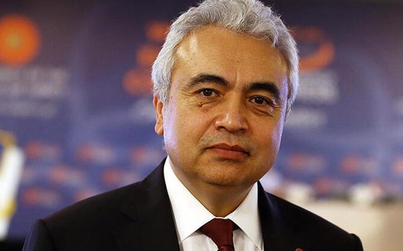 IEA Başkanı Birol: Karadeniz'deki doğalgaz keşfinin potansiyel değeri 80 milyar dolar