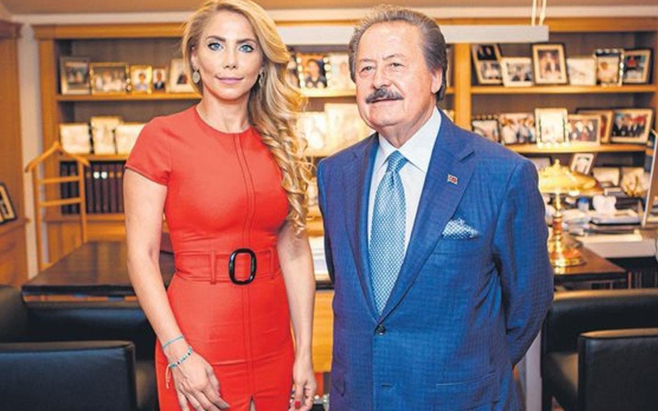 İş adamı Cavit Çağlar'dan Cumhurbaşkanı Erdoğan'a övgü dolu sözler