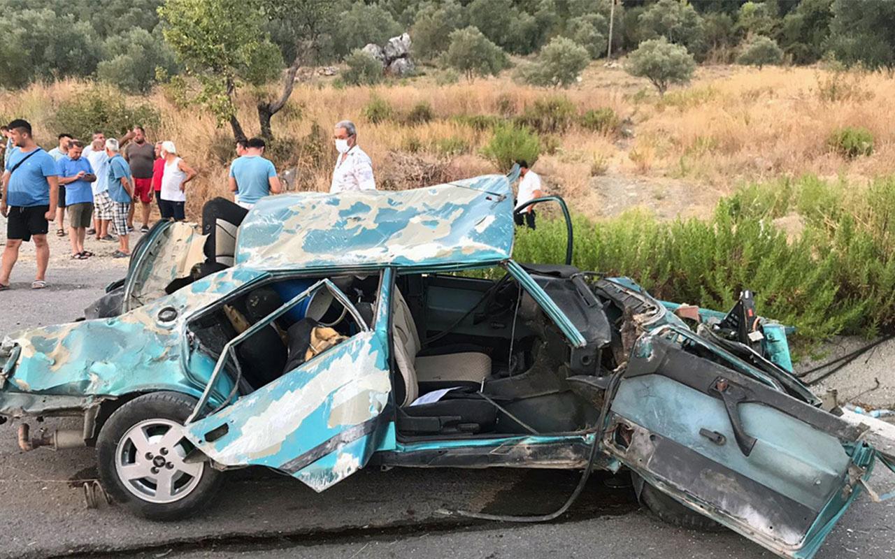 Dalaman'da feci kaza! Takla attılar 3 kişi hayatını kaybetti