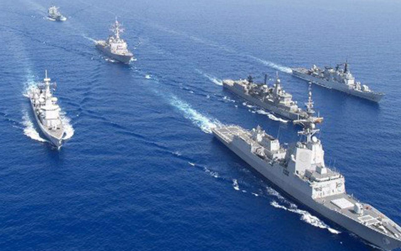 Doğu Akdeniz krizinde çözüm arayışları! NATO'daki toplantılara 'Yunan' engeli