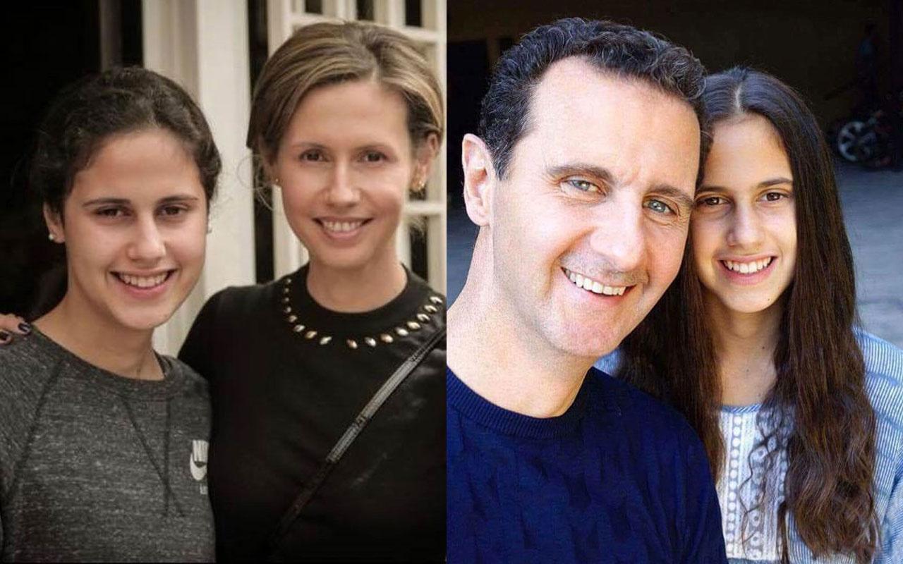 Suriye lideri Beşar Esad'ın kızı Zein Esad Bodrum'da tatilde mi? Bomba görüntüler