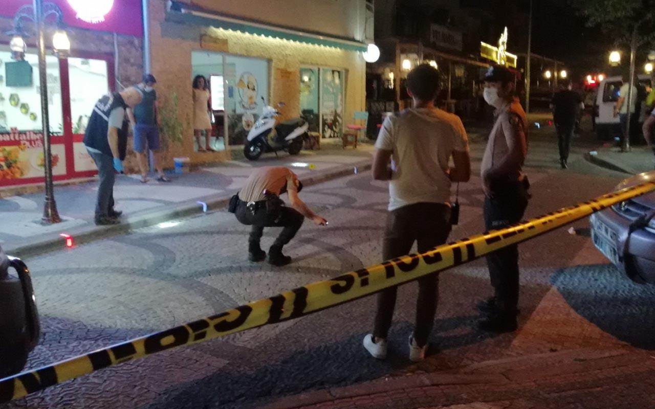 Manisa'da kafeye silahlı saldırı düzenlendi