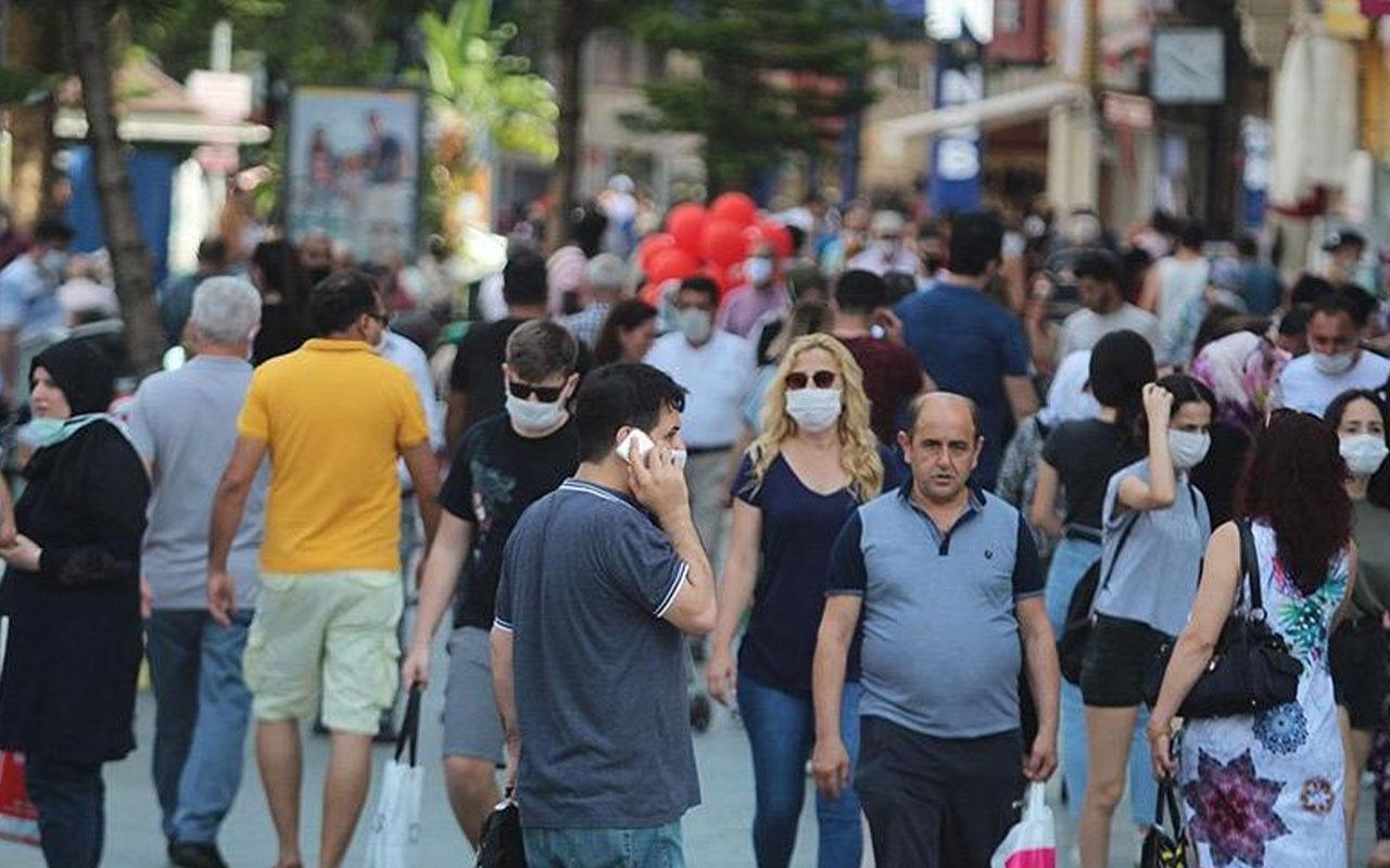Gaziantep'te Kovid-19 tedbirlerine uymayan 1478 kişiye ceza