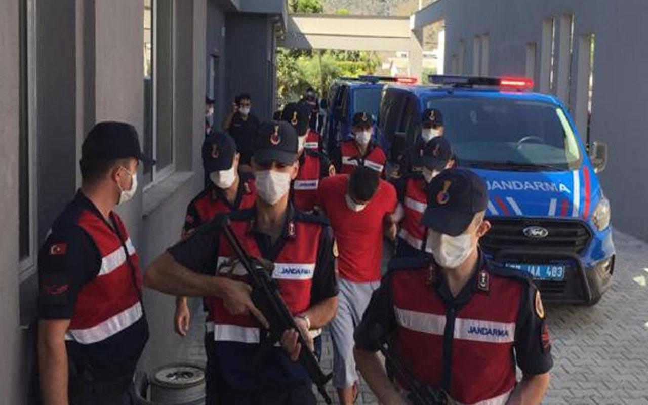 Antalya'da kadına tecavüz eden sapık yakalandı! Meğer hastanede çalışmış