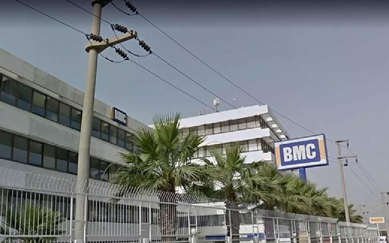 İzmir'deki BMC fabrikasında koronavirüs nedeniyle üretime ara verildi